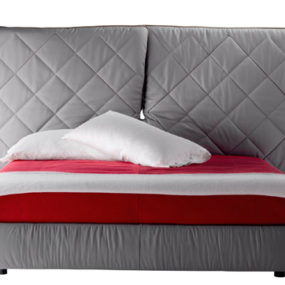 Folding Headboard Bed by Poltrona Frau – Lelit