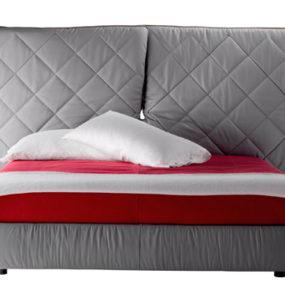 Folding Headboard Bed by Poltrona Frau – Lelit