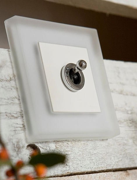 Retro Light Switches And Switch Plates By Fontini