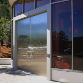 Stainless Steel Door from Forms+Surfaces – the Architectural Metal Doors