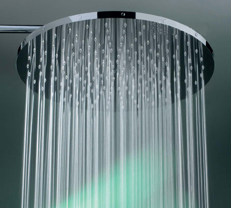 Fornaramaulini rain shower Ecco Charade - round head