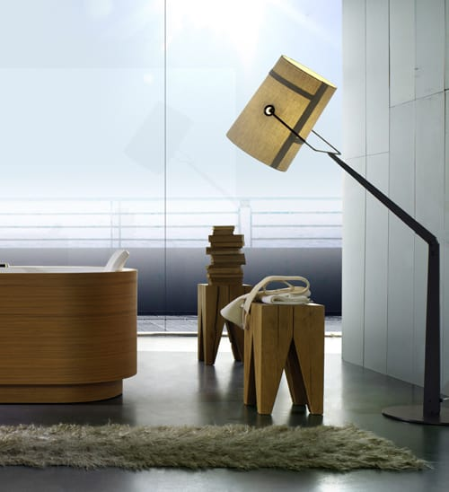 foscarini diesel fork floor lamp 2 Foscarini Diesel Fork Floor Lamp   another chef doeuvre by Foscarini!