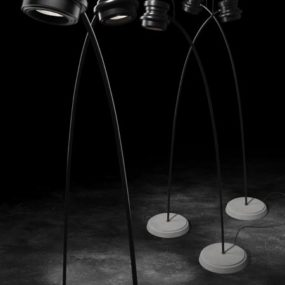 Vintage Lighting Fixtures by Foscarini / Diesel – casual lighting Tool, Perf