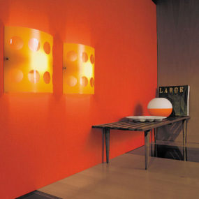 Contemporary wall sconces from Foscarini – the Hola sconce