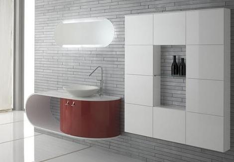 fosterbagno elegant modern vanities piaf 1