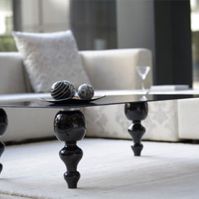 Glass Coffee Table by Frajumar – the Tip
