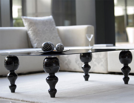 frajumarcoffetablecrystal Glass Coffee Table by Frajumar   the Tip