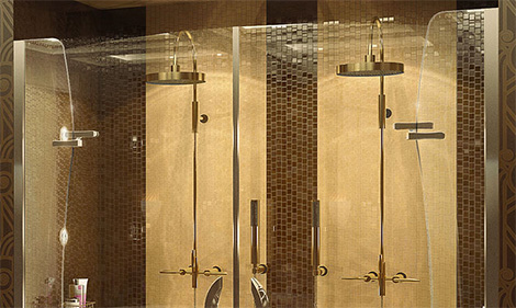 Frameless Shower Doors - new Purfect & Mechanix shower doors by Maax