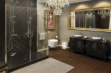 frameless shower doors pm maax 4 Frameless Shower Doors   new Purfect & Mechanix shower doors by Maax