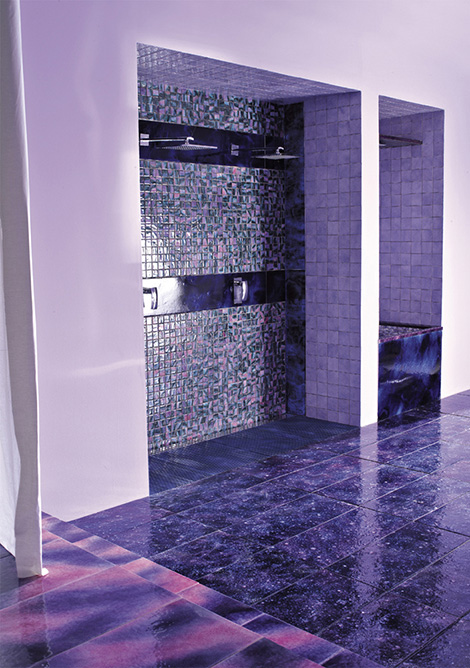 franco pecchioli purple bathrooms ideas designs 2 Purple Bathrooms and Purple Bathroom Ideas & Designs, by Franco Pecchioli Ceramica