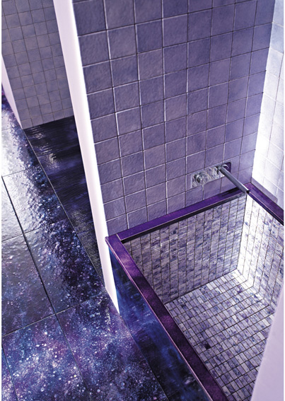94 Lavender Bathroom Tiles Franco Pecchioli Purple Bathrooms
