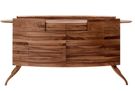Finest Solid Wood Furniture from Francoceccotti - Iconic Italian credenza  BE84