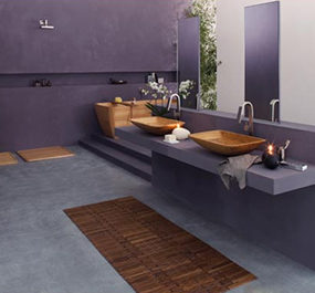 Wooden Bathroom from Francoceccotti