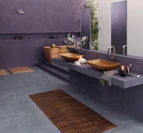 Wooden Bathroom from Francoceccotti
