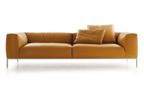 frank leather sofa bb italia Modular Sofas from B&B Italia   new sectional sofa Frank by Antonio Citterio