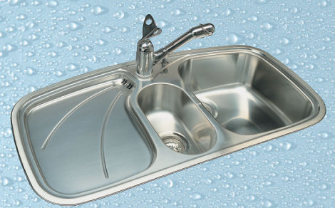 Franke Papillon Kitchen Sink – a new range of kitchen sinks
