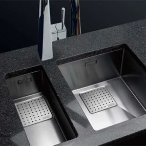 Franke Peak Sink Collection – new luxury kitchen sinks for 2010