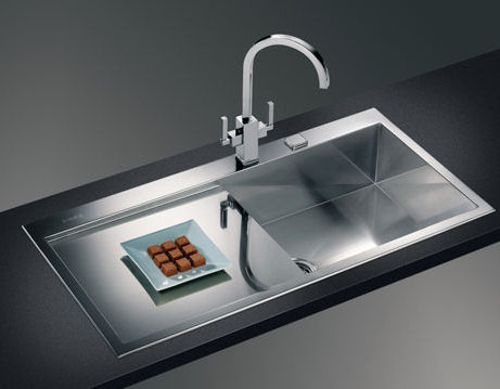 Franke Planar Kitchen Sink - The New Stainless Steel Sink