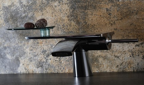 frattini faucet de%20soto 2 Danish faucets made in Italy   inspired by Chrysler De Soto vintage cars