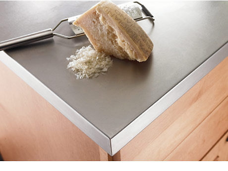 Frigo Design Stainless Steel Countertop By Embossed Patterns