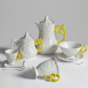 Funky Porcelain Tableware from Seletti – i-Wares