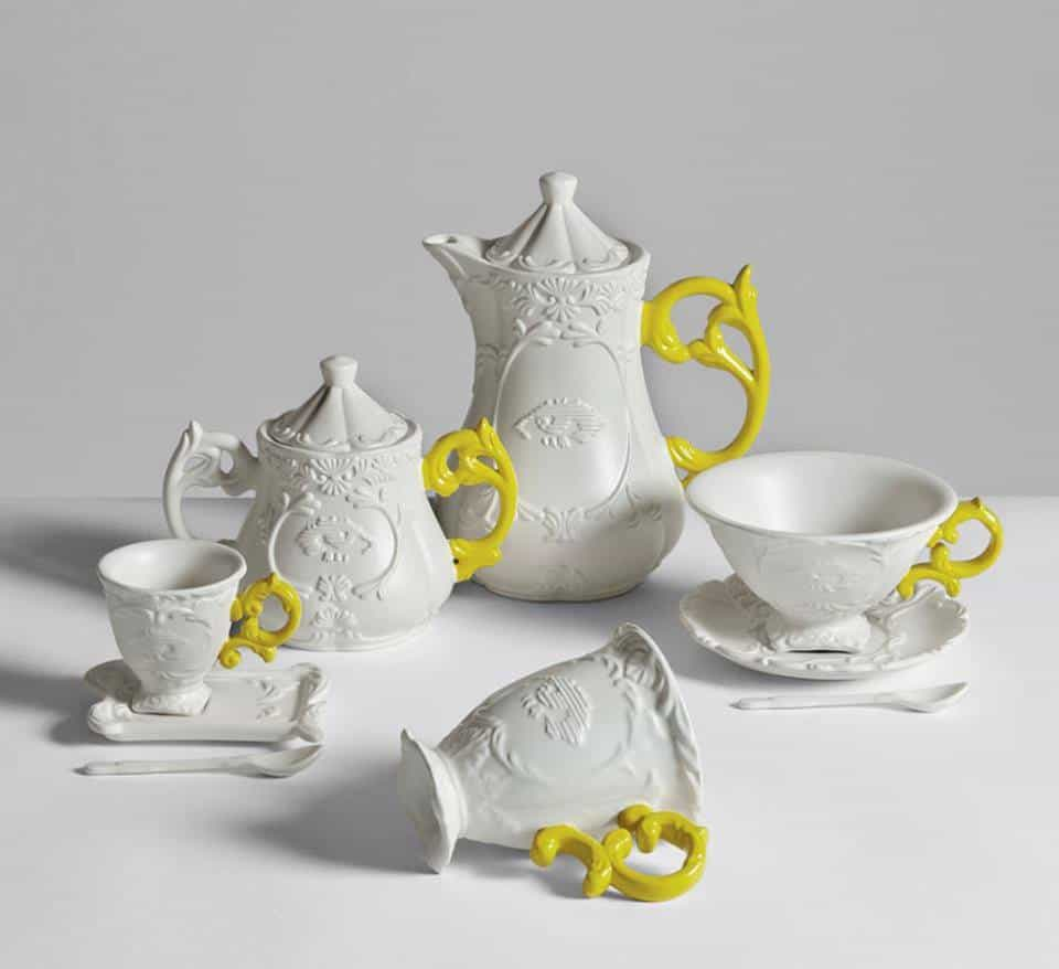 Funky Porcelain Tableware from Seletti u2013 i-Wares & Funky Porcelain Tableware from Seletti - i-Wares