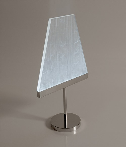 Funky table lamps in plexiglass by chrysalide funky table lamps plexiglass chrysalide 3g aloadofball