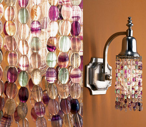 fuse lighting beatrice sconce Beatrice sconce from Fuse Lighting   the gemstone art lighting