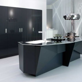 Futuristic Kitchen Design by Florida – Mesh