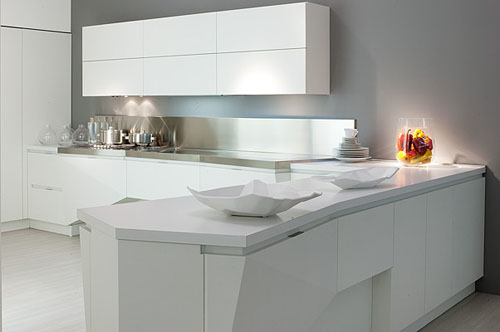 Futuristic Kitchen Design By Florida Mesh