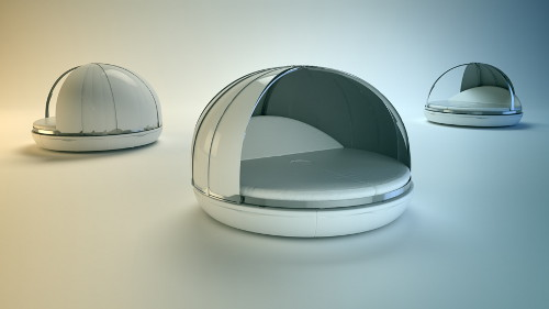 futuristic zero day bed from fanstudio 2
