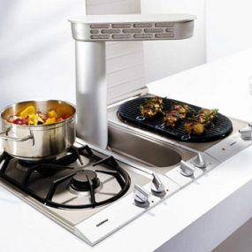 Modular cooktops from Gaggenau – custom cooktops