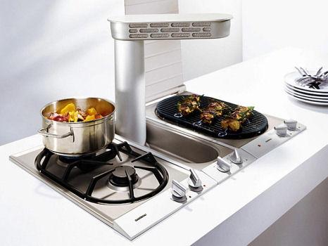 Modular Cooktops From Gaggenau Custom Cooktops - Cuisine gaggenau