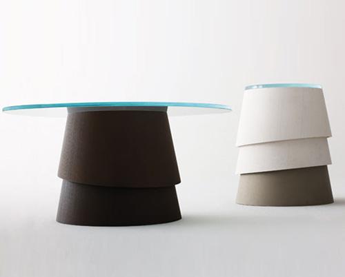 gallotti radice table layer 2 Table Layer by Gallotti & Radice