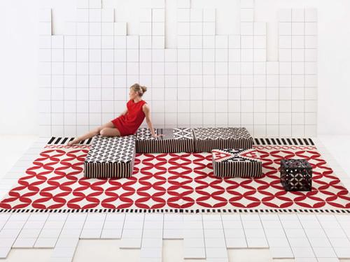 gandia blasco collection gan spaces 1 Bold Patterns Design by Gandia Blasco