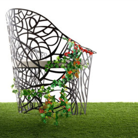 Artistic Garden Furniture Set Radici by Celato