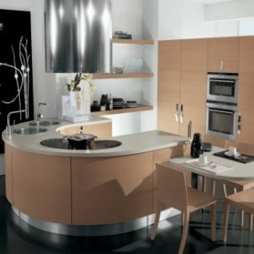 Contemporary kitchen from Gatto Cucine – the Samal