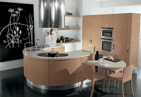 gatto cucine samal 5 Contemporary kitchen from Gatto Cucine   the Samal