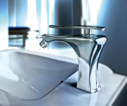 gattoni faucet icarus 2 Smart Faucet by Gattoni   water conservation in style