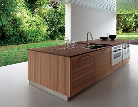 ged cucine fiamma island Contemporary kitchen from Ged Cucine   the Fiamma kitchen