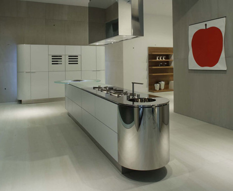 gedcucine kitchen argento vivo 1