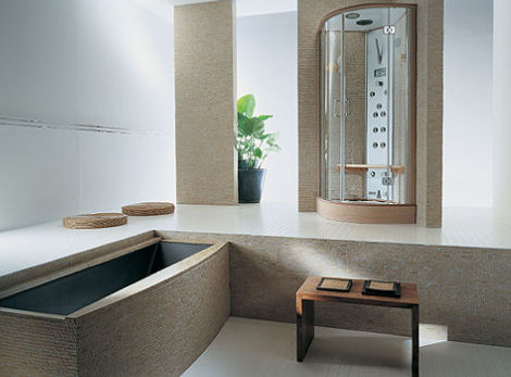 genesi my genesi bathroom Turkish Bath from Genesi   the ultimate luxury bath