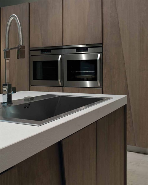 geometric kitchen design grattarola 2 Geometric Kitchen Design by Grattarola