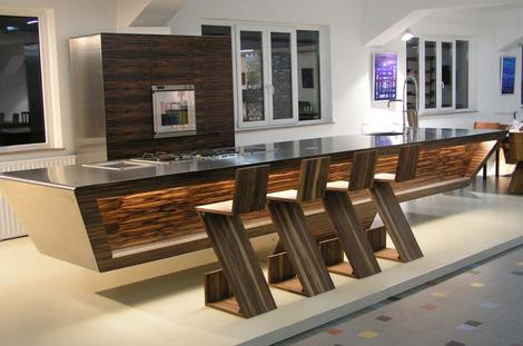 german kitchen design 1 thumb Kitchen Islands & Kitchen Island Designs / Ideas / Pictures   15 the most unusual!