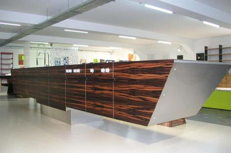 Amazing Unusual Kitchen Island By A EM Architects Great Ideas