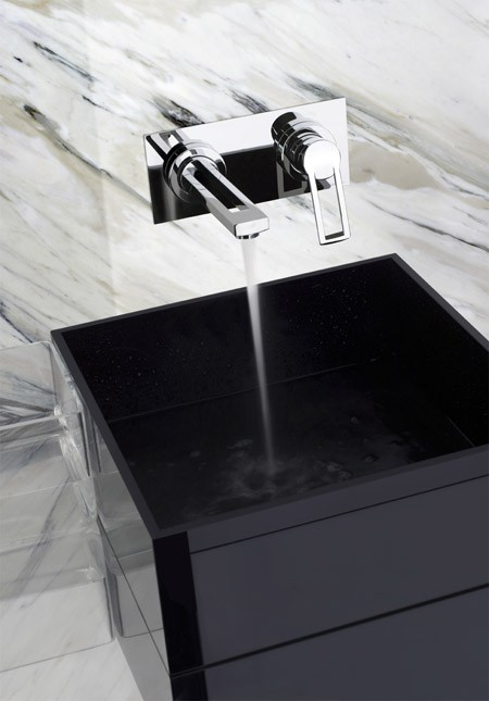 gessi faucet trasparenze 3 Bathroom Faucets Trasparenze from Gessi will amaze you ...