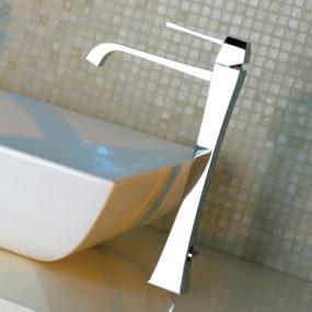 Gessi Mimi – new bathroom faucet line