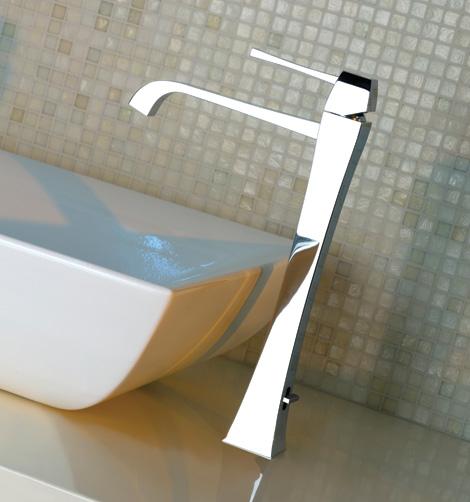 gessi mimi bathroom faucet line Gessi Mimi   new bathroom faucet line