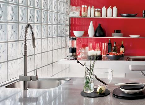 gessi quadro hi tech kitchen mixer Quadro Hi Tech kitchen faucet from Gessi   contemporary pull out faucets