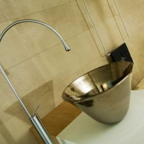 Cool Vessel Sinks and Faucets from Gessi